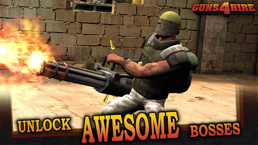 descargar apk Guns 4 Hire v1.4.1 Android