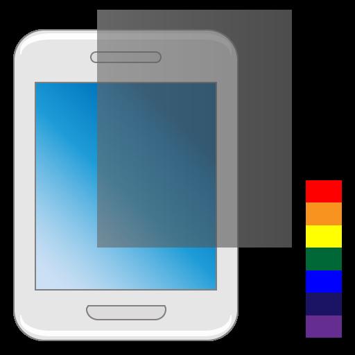 屏幕過濾器(藍光塊) 工具 App LOGO-APP試玩