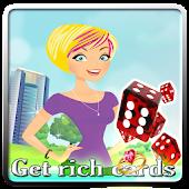 Get rich cards