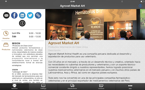 Agrovet Market Animal Health– сличица снимка екрана