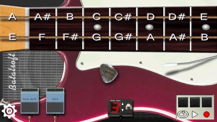Power Guitar HD (Ad Free) v2.6
