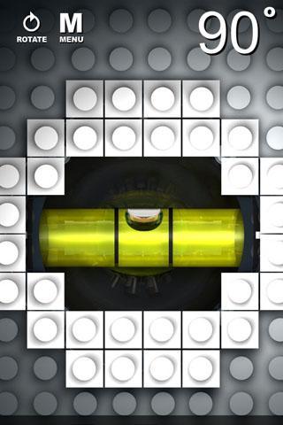 Wasserwaage Air - screenshot