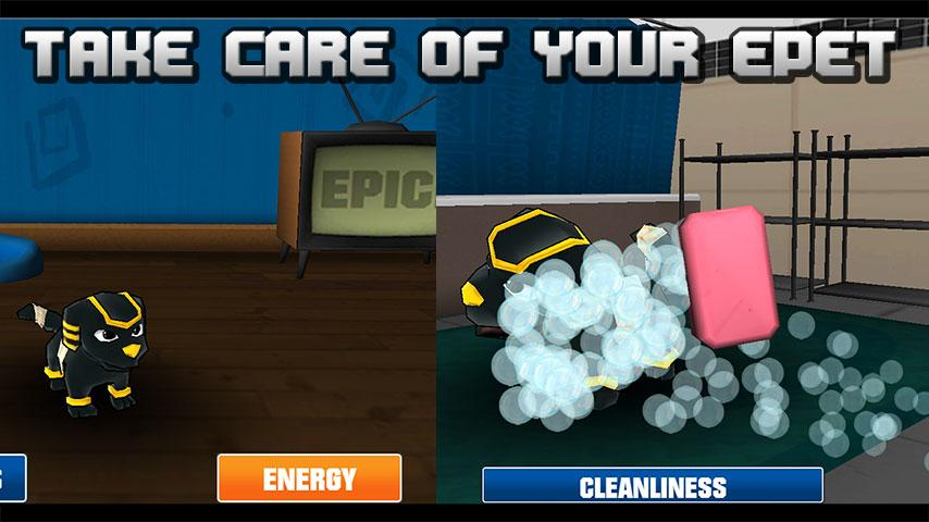 Epic Pets 3D - screenshot