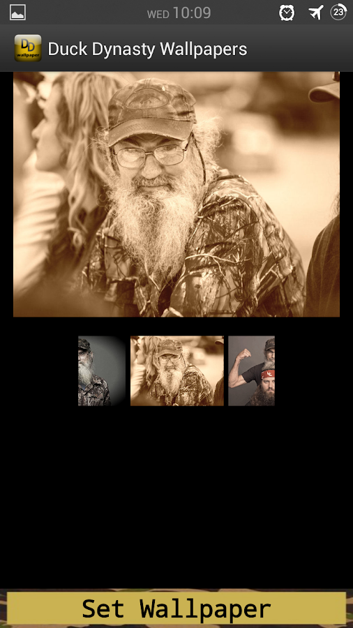 Duck Dynasty Wallpapers Free - screenshot