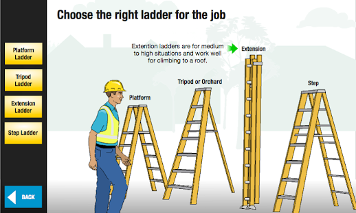 Ladder Safety - screenshot thumbnail