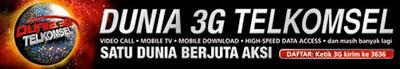 Dunia 3G Telkomsel