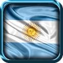 Argentina Live Wallpaper icon
