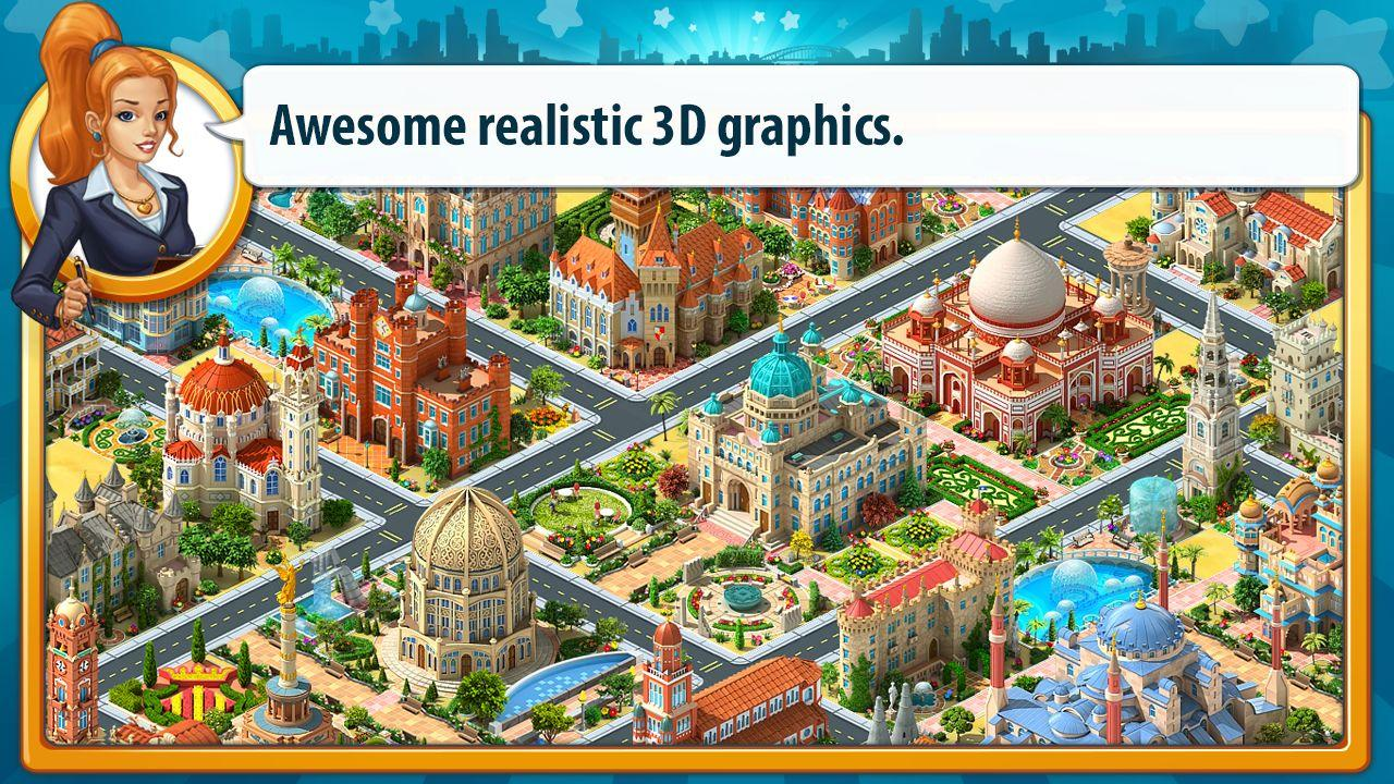 Megapolis - screenshot