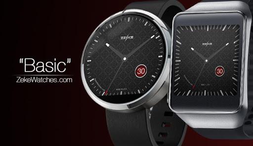 Basic Premium Watch Face