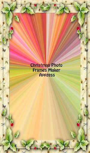 Christmas Photo Frame Maker