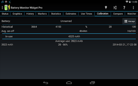 Battery Monitor Widget Pro v3.0.5
