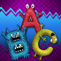 Monster Match: Letters icon