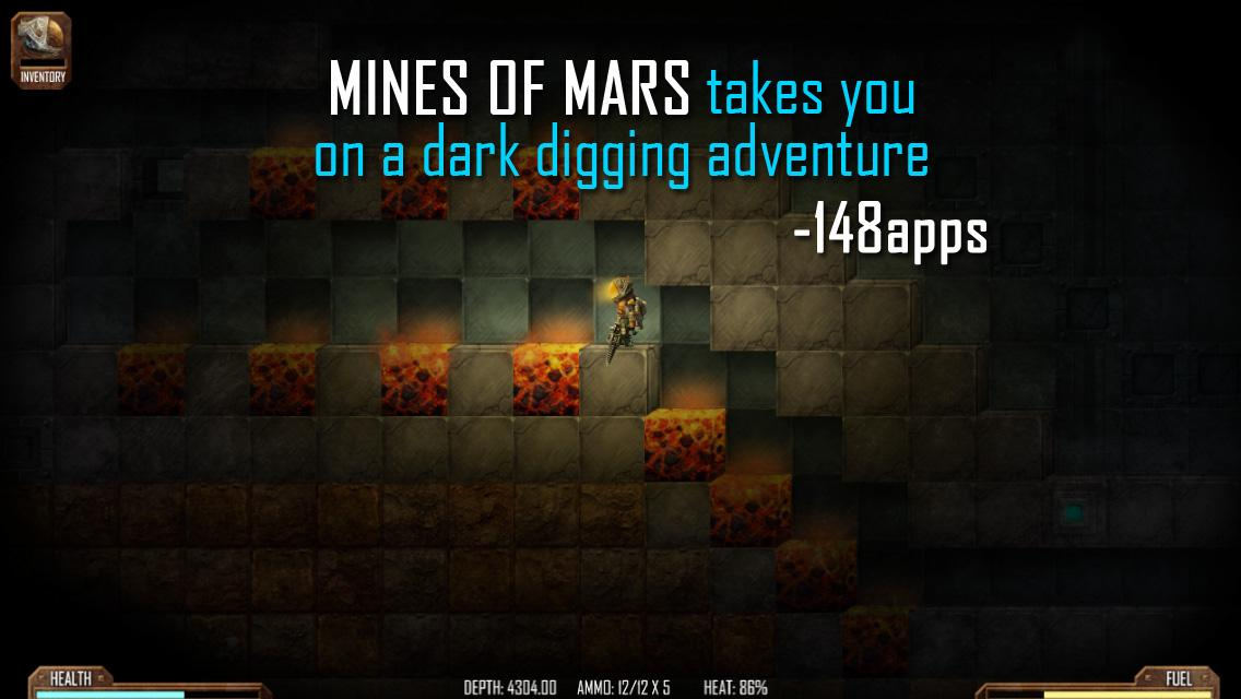 Mines of Mars Scifi Mining RPG- screenshot
