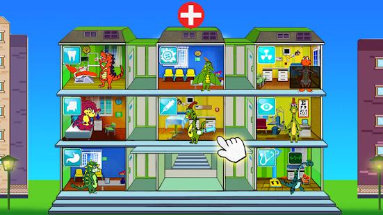 小小恐龙医生-幼教游戏 免费版