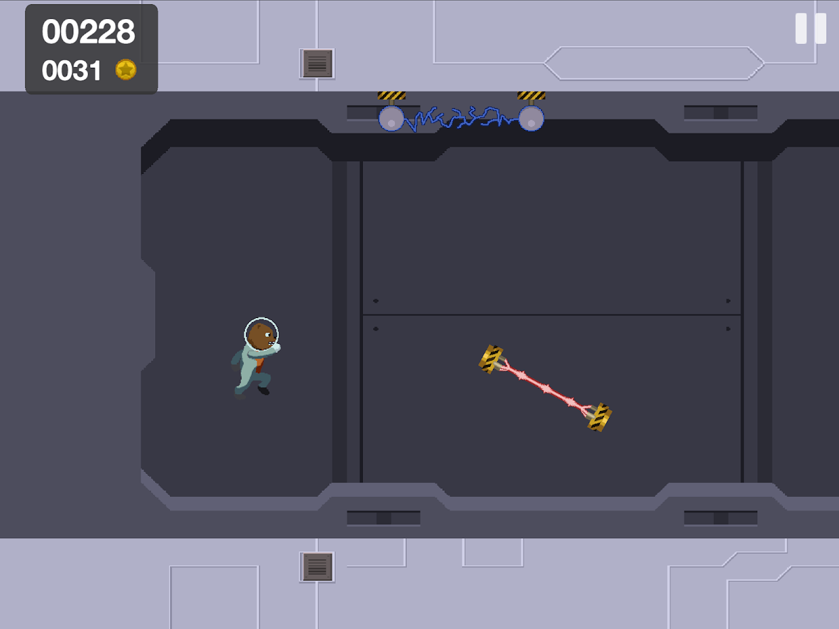 Gravity Squad- screenshot