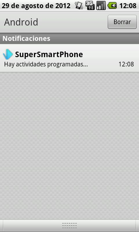 SuperSmartPhone (Auto silence) - screenshot