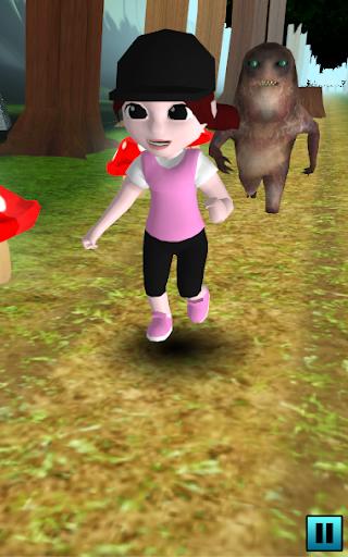 無料街机AppのGirl Run 3D|記事Game