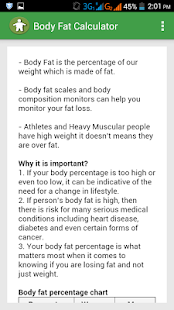 BodyTruth Health Calculator- screenshot thumbnail