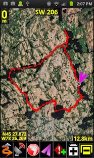 PathAway LE - Outdoor GPS Nav- screenshot thumbnail