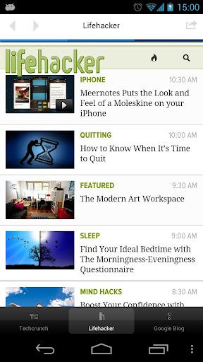 【免費新聞App】Tech News-APP點子
