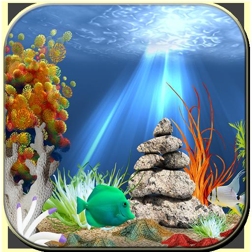 熱帯水族館 個人化 LOGO-玩APPs