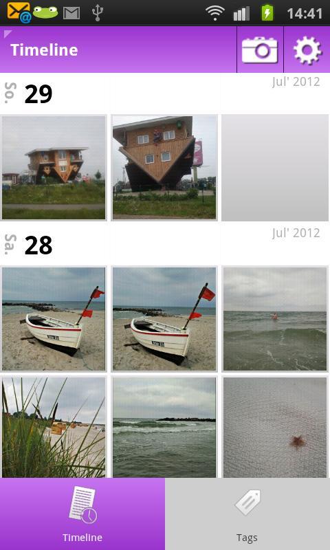 Memories: Photo Book Creator- screenshot