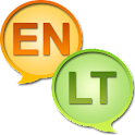 English Lithuanian dictionary icon