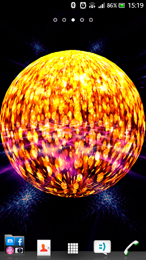 Disco Ball Live Wallpaper Free