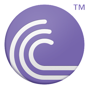 BitTorrent® - Torrent App  2.19   Logo