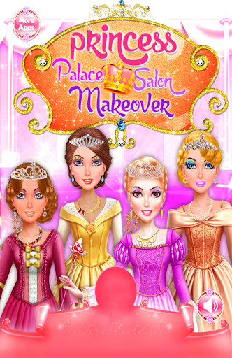 Princess Palace Salon Makeover 1.0.6 screenshots 1