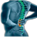 Upper & Lower Back Pain Relief icon