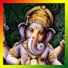 Shri GANESHA HQ Live Wallpaper icon