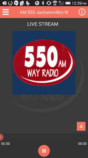 AM 550 WAY Radio