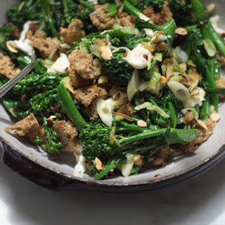 Broccolini Salad.