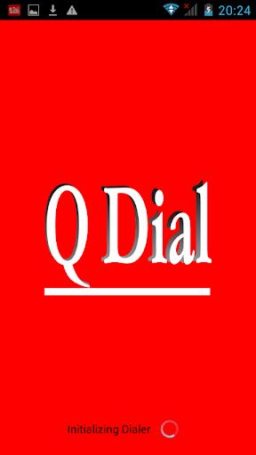 QDial
