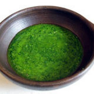 Cilantro Green Sauce Recipe – Mojo de Cilantro