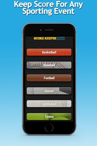 ScoreKeeper 5000