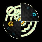 Futuristic Clock + alarm