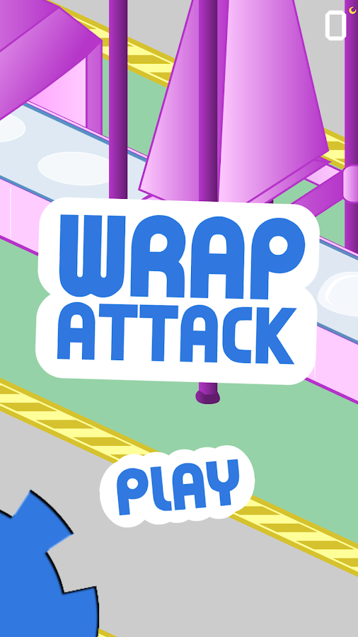 Wrap Attack- screenshot