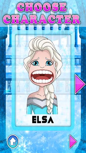 冷凍ファミリーケア - 女の子ゲーム