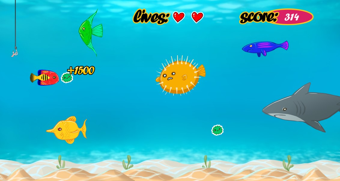 Bob The Fish - screenshot