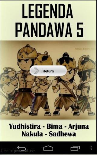 Legenda Pandawa