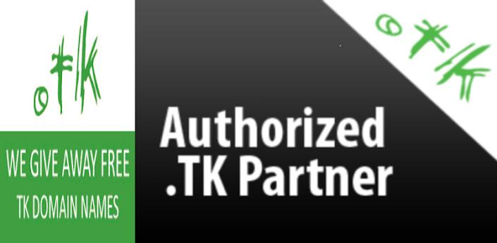 Ücretsiz .tk Uzantılı Domain için Android Uygulaması Yayında