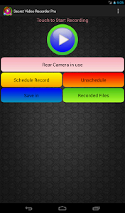 Secret Video Recorder Pro screenshot 8