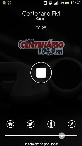 Centenário FM - Tabatinga