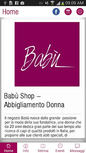 Babù Shop