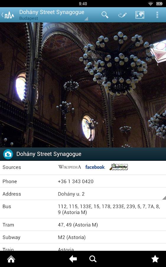 Budapest Travel Guide - screenshot