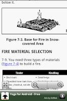 Screenshot of Survival Guide
