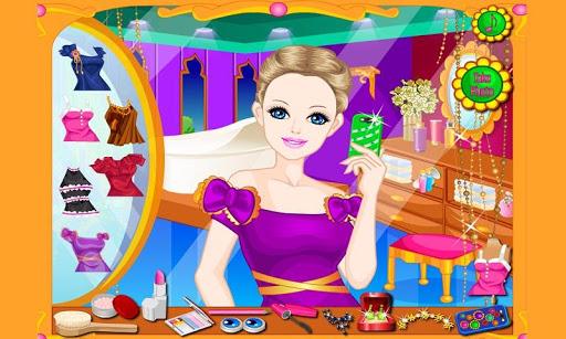 Self Photo Fancy Dress Girl