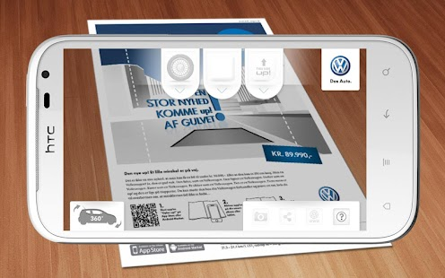 VW up! 3D - screenshot thumbnail